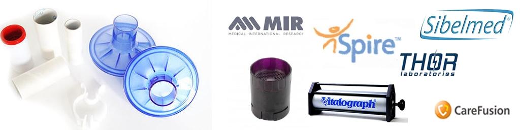 Accesorii spirometre