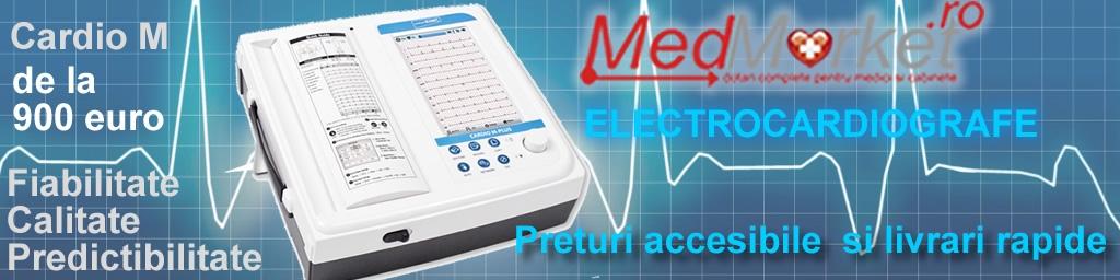 Electrocardiografe - ECG