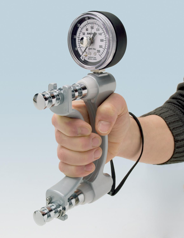 Kit dinamometru pentru mana si deget