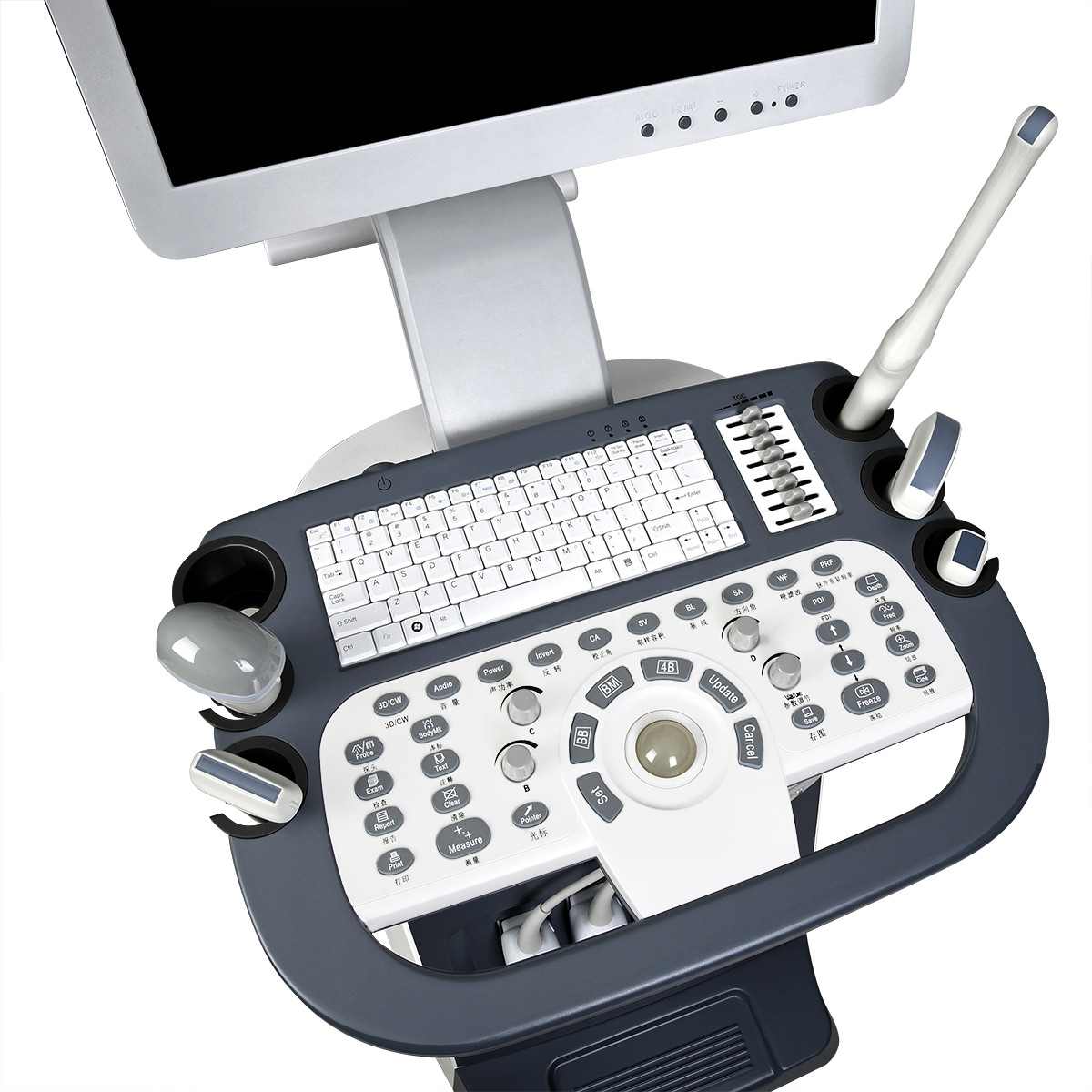 Ecograf Doppler Digital FDC8100