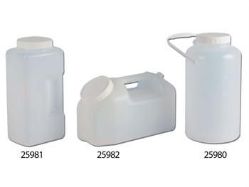 Canistra plastic urina 24 h - 2500 ml