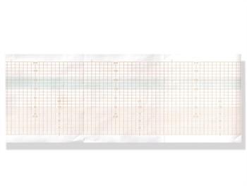 Hartie Z-FOLD monitor fetal 112mm x 100mm