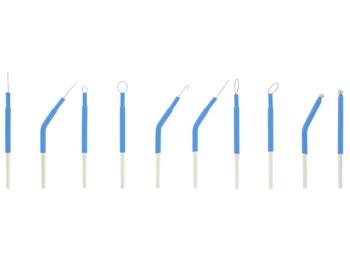 Electrod autoclavabil tip carlig-unghi 45°