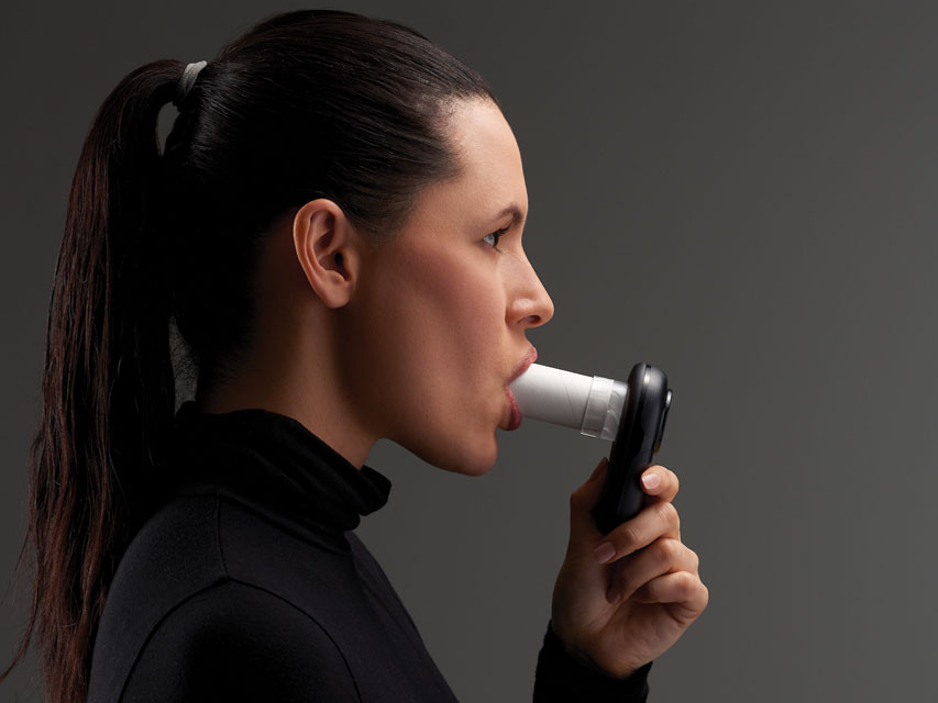 Spirometru bluetooth Nuvoair