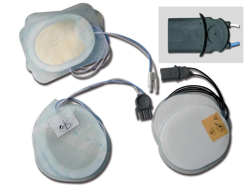 Pad-uri pentru defibrilator CU Medical System CU-ER 1/2/3