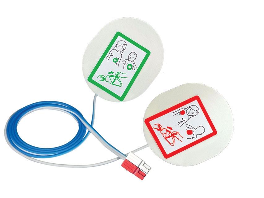 Pad-uri pediatrice pentru defibrilator Cardiac Science, GE