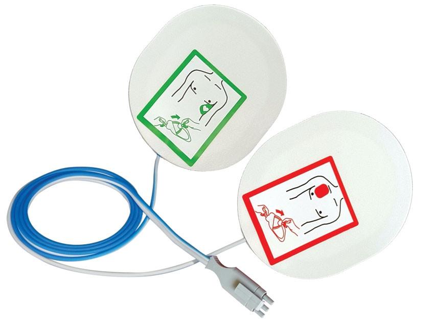 Pad-uri pentru defibrilator Metrax