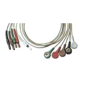 Kit cablu 5 fire si conectori (model vechi ininte de 2006)