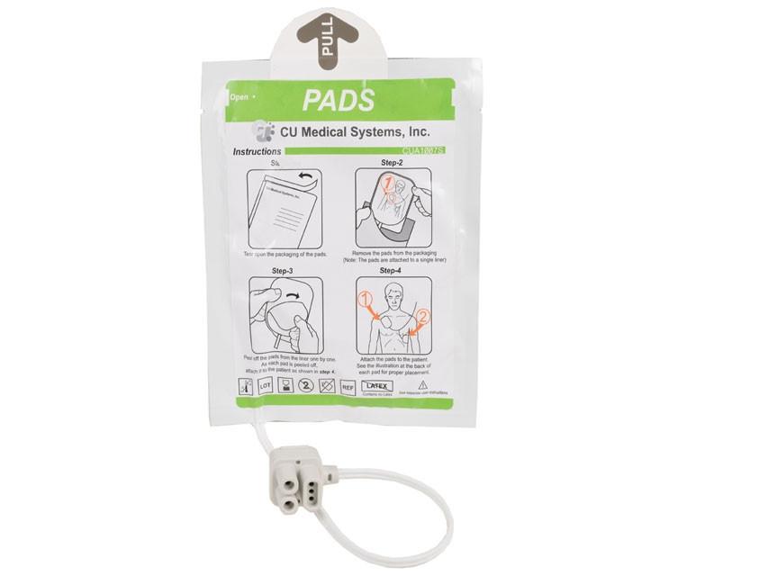 Pad-uri pentru defibrilator CU Medical System CU-SP1 / 2