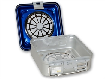 Container MIC sterilizare CU FILTRU si perforatii
