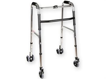Cadru ortopedic cu 4 roti