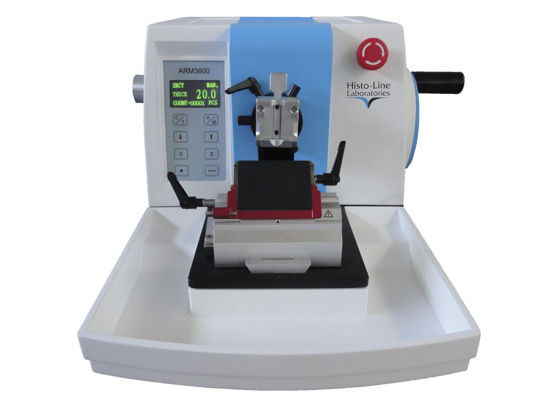Microtom rotativ complet motorizat