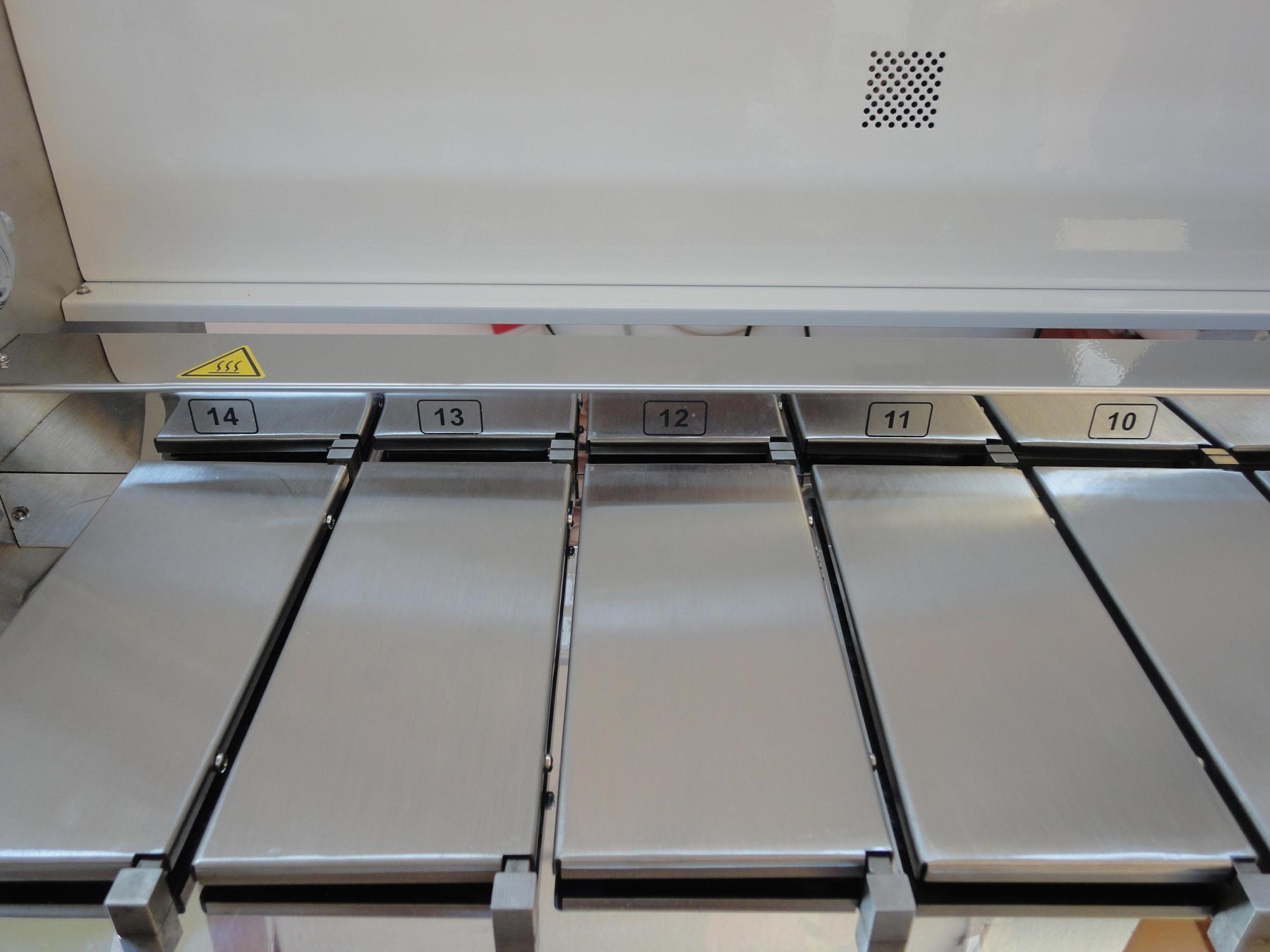 Sistem automat de colorare a lamelor