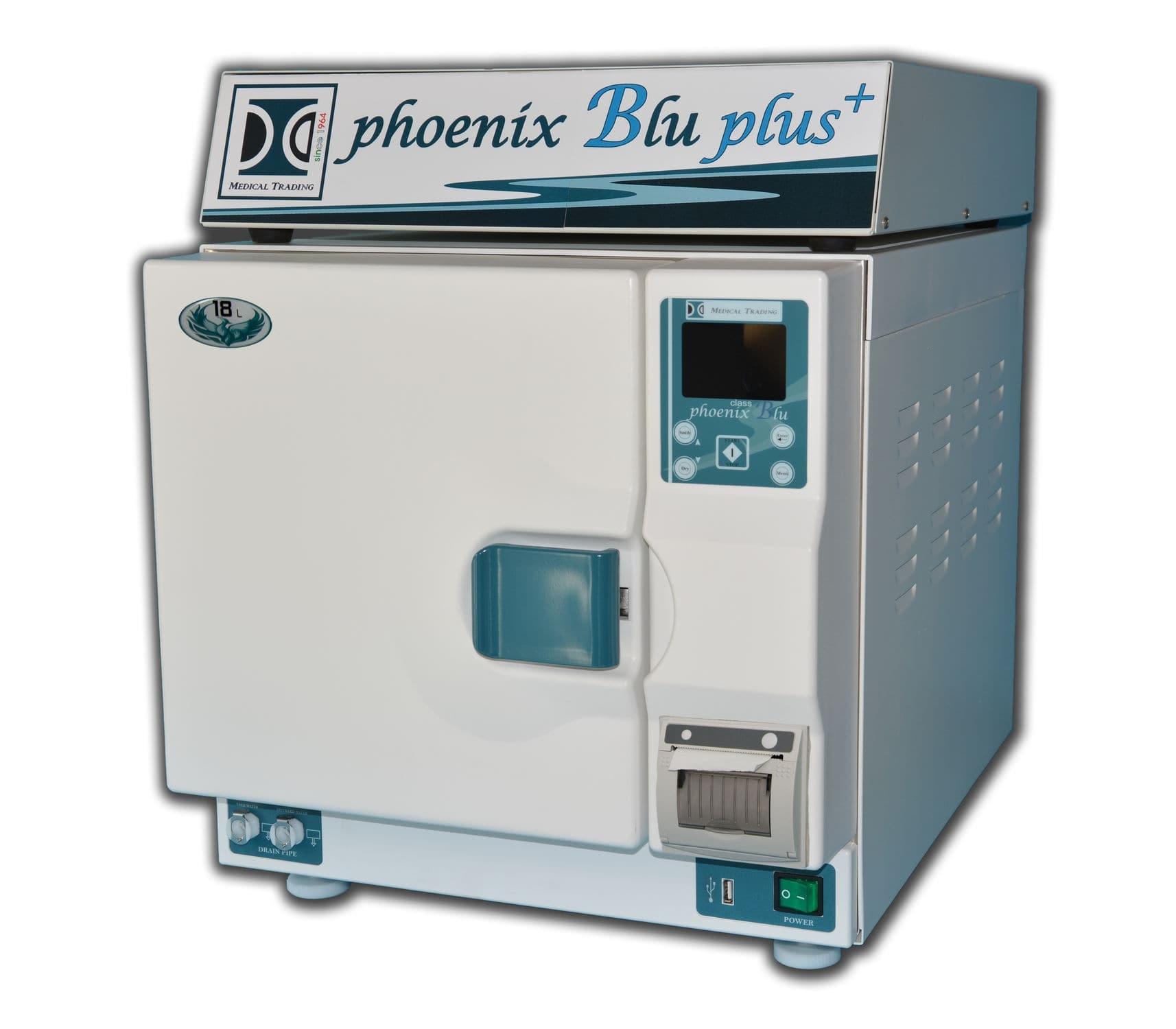 Autoclav Phoenix Blu 24L
