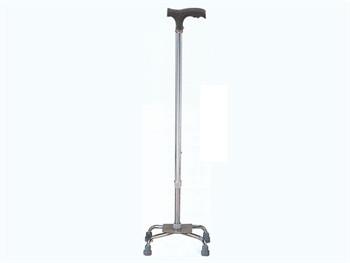 Baston aluminiu cu patru picioare