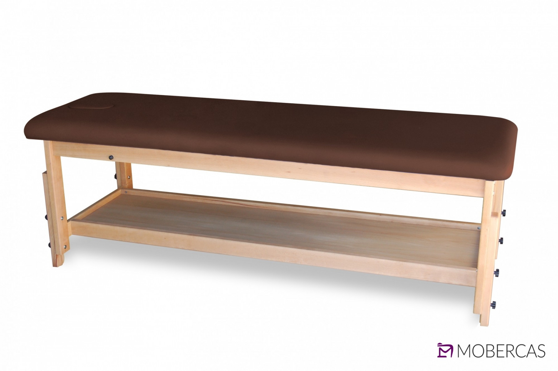 Canapea tratament din lemn cu o sectiune