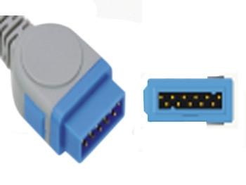 Senzor adult pentru GE DATEX-OHMEDA moale (cablu 3m)