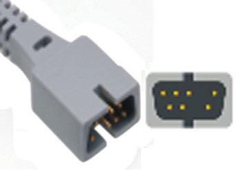 Senzor adult/nou-nascut pentru NELLCOR (cablu 0.9m)