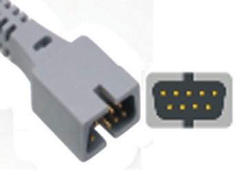 Senzor adult/nou-nascut pentru NELLCOR OXITECH (cablu 0.9m)