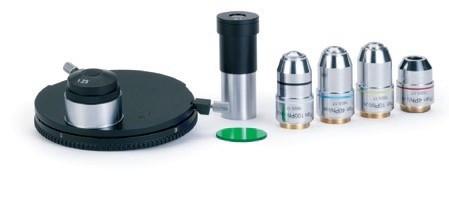 Microscop Bioblue.Lab Trinocular