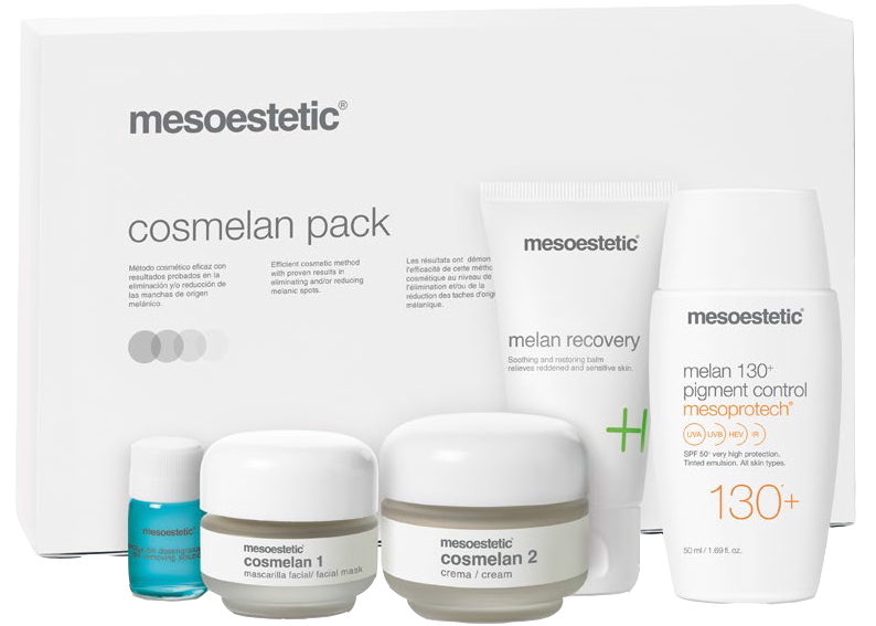 Cosmelan HOME Pack - kit depigmentare
