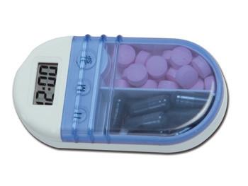 Cutie pentru medicamente cu alarma