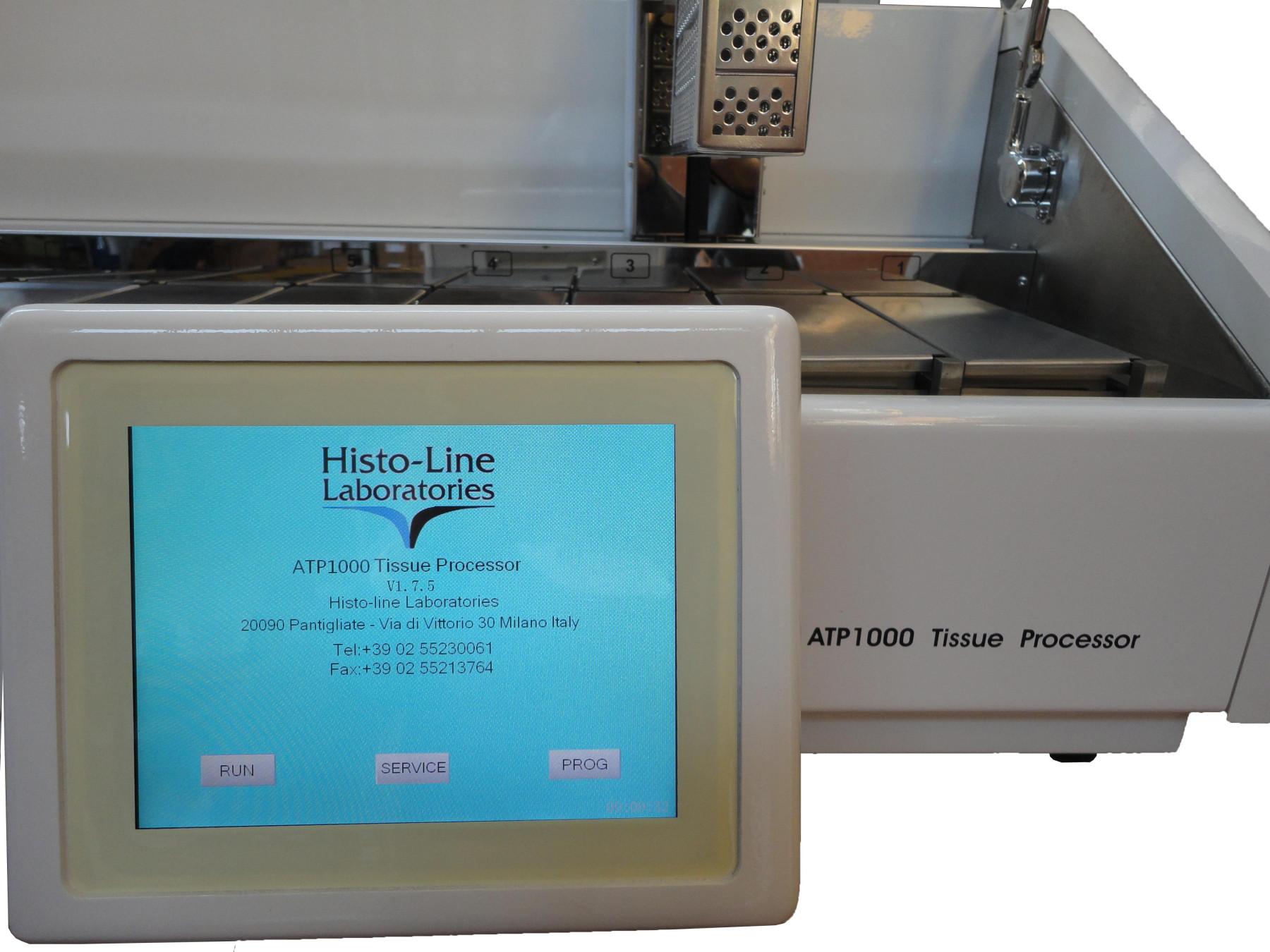 Procesor linear pentru tesuturi