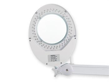Lampa LED cu lupa