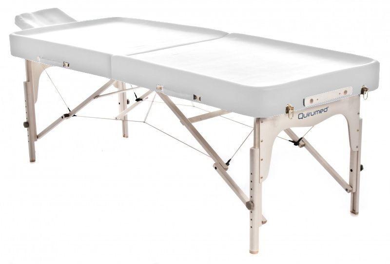 Masă pentru masaj din lemn 224 x 75 cm