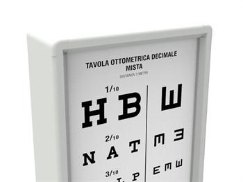 Optotip Mix Decimal - 3 m- fara iluminare