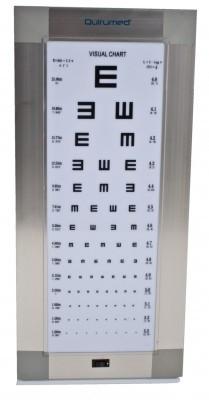 Optotip vertical 31 x 68.5 x h 10 cm