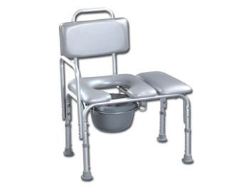 Scaun pentru baie cu spatar