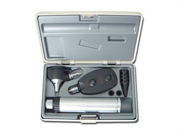 Set oto- oftalmoscop HEINE K180 F.O.- 2.5V