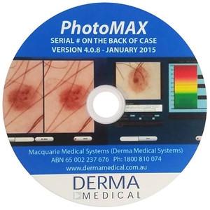 Software dermatoscopie PhotoMAX