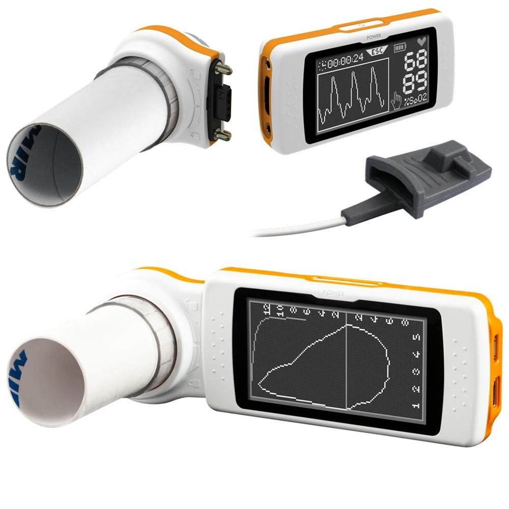 MIR Spirodoc Spirometru+ Software