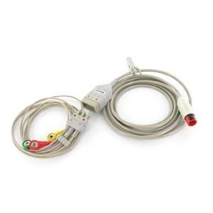 Kit cablu 3 fire si conectori (model nou dupa 2006)