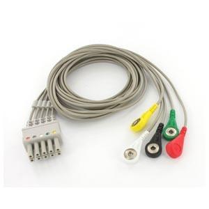 Kit cablu 5 fire si conectori (model nou dupa 2006)
