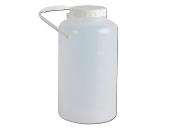 Bidon plastic urina 24 h - 2500 ml
