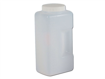 Container plastic urina 24 h - 2000 ml