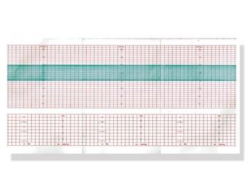 Hartie Z-FOLD monitor fetal 150mm x 100mm
