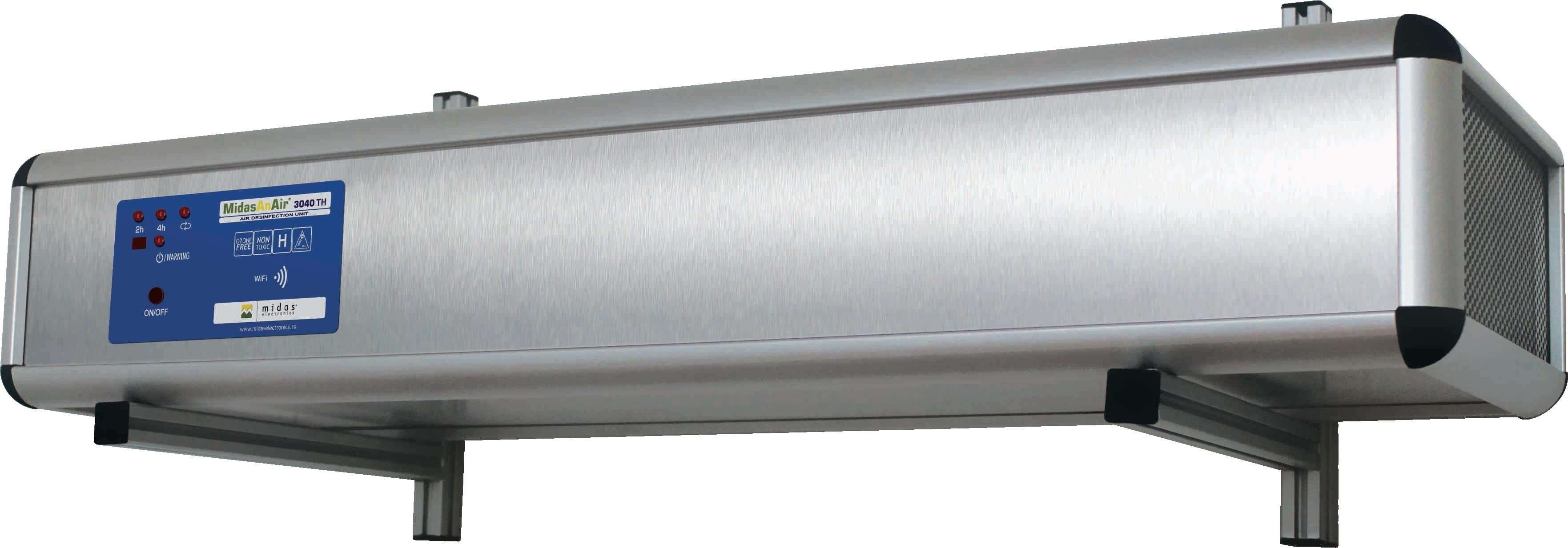 Dispozitiv dezinfectie aer 3040T