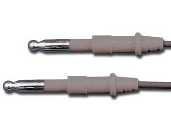 Cablu monopolar- pin 4mm