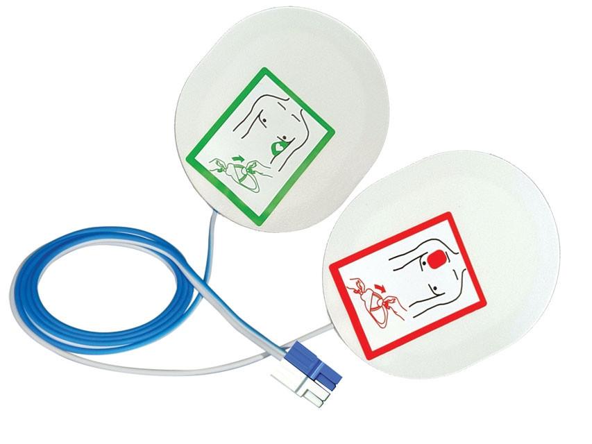 Pad-uri pentru defibrilator CU i-PAD NF1200, Cmos Drake Futura