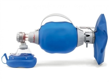 Resuscitator AMBU Mark IV - adult
