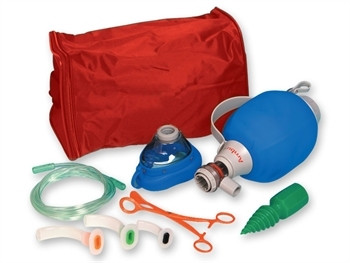 Resuscitator AMBU MARK IV - kit adult