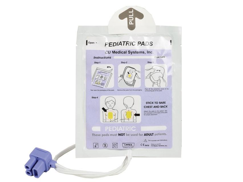Pad-uri pediatrice pentru defibrilator CU Medical System I-Pad CU- SP1 / SP2