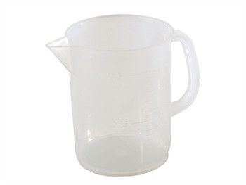 Recipient gradat din plastic 500 ml
