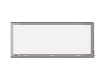 Negatoscop de perete ULTRA SLIM LED 42 x 108 cm