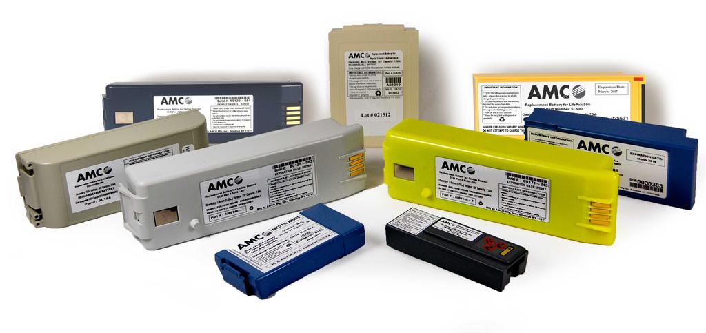 Baterii defibrilator (model selectabil)