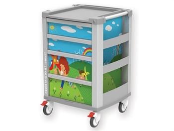 Cart pediatric